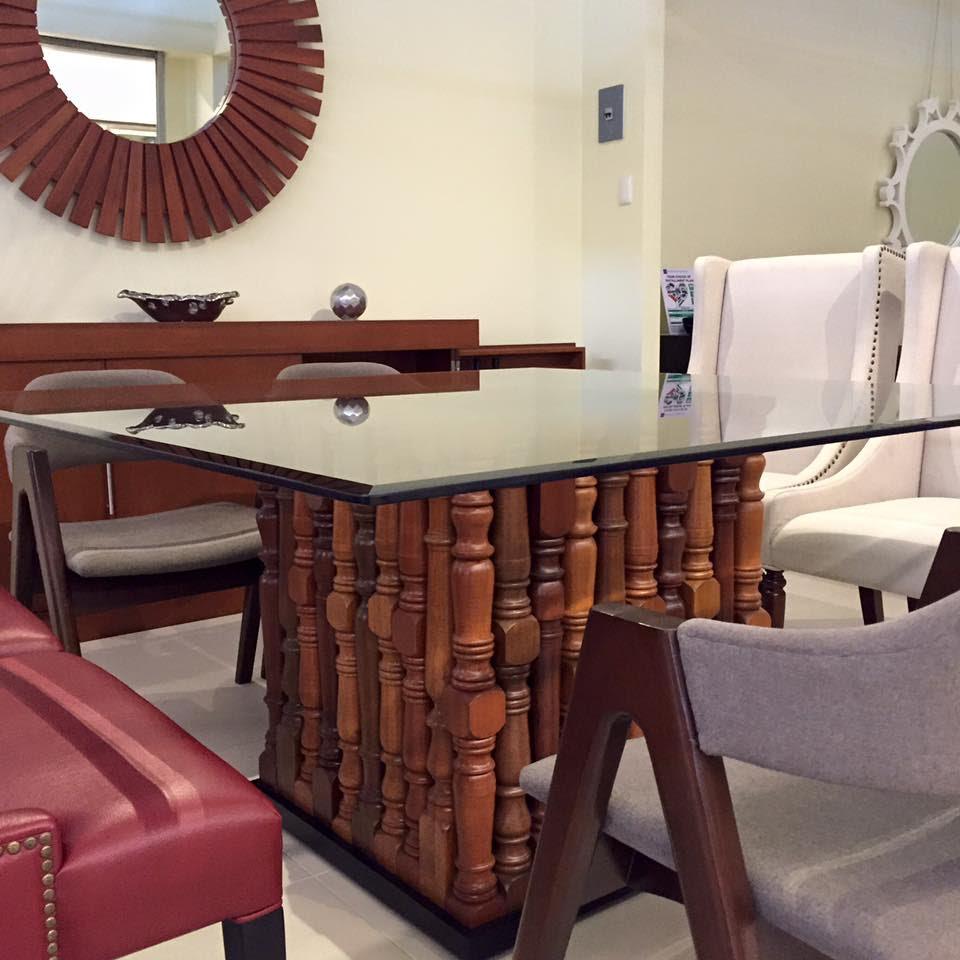 Torno Dining Table Dizon Home Furniture